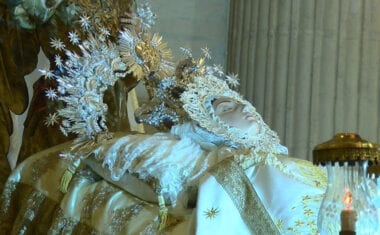 La Patrona de Jumilla recibió el homenaje de los fieles