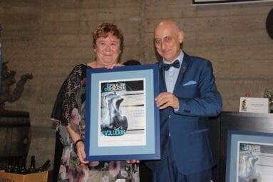 Premio Evolución 2019 Isidora Navarro