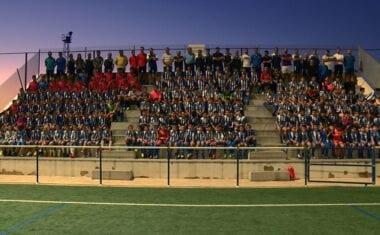 La Escuela Municipal de Fútbol Base Jumilla presentó a sus equipos de la temporada 2019-2020