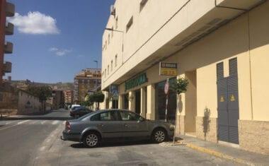 Las aceras de la avenida Murcia entre las calles Progreso y Arsenal serán renovadas y ensanchadas
