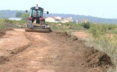 Finalizan las obras de acondicionamiento de más de una decena de caminos afectados por las lluvias