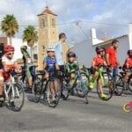 """El Club de Ciclismo Jumilla se desplaza a San Javier para participar en la competición """"Escuelas de Ciclismo El Mirador"""""""