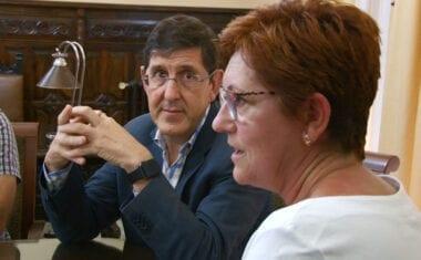 El Consejero de Salud visita Jumilla para interesarse por los efectos de la DANA en nuestro municipio