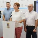 El Ayuntamiento hace balance provisional de los daños producidos por las lluvias