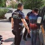 La Policía Local detiene al presunto autor de la comisión de un presunto delito de hurto en el mercado semanal