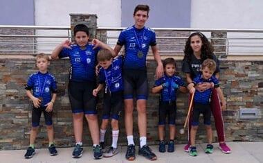 Con la participación en tres pruebas y su presencia en la Feria de la Movilidad, los deportistas del BTT Jumilla y la Escuela de Ciclismo Jumilla firman un excelente fin de semana