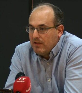 Joaquín Vizcaíno, Responsable Nacional de la Sectorial del Vino COAG