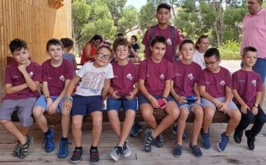 Los pequeños del Club de Ajedrez Coimbra brillan en el Torneo Feria y Fiestas de Yecla