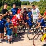 """La localidad vecina acogió el pasado domingo 1 de septiembre la """"I Carrera de Ciclismo Ciudad de Yecla"""""""
