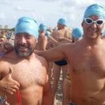 El Club Natación Jumilla participa en la V Travesía Isla Grosa