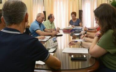 La Junta de Gobierno aprueba cuatro convenios por valor de 39.000 euros