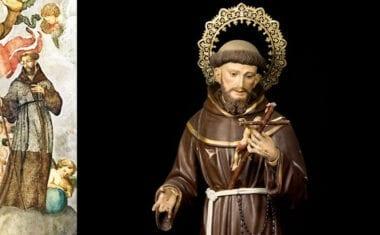 El domingo comienza el Quinario en honor a San Francisco de Asís en el Monasterio de Santa Ana