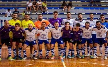 Vinos DOP Jumilla FS se presenta ante su afición con victoria ante Zambú CFS Pinatar
