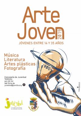 Cartel Arte Joven 2019