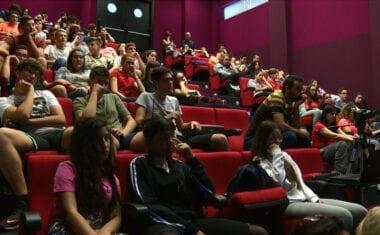 """El IES Infanta Elena inicia formalmente el curso con la charla """"Arqueología, conociendo nuestro pasado"""""""