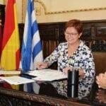 Ayuntamiento y Proyecto Abraham renuevan el convenio para recogida selectiva de textil, calzado y juguetes