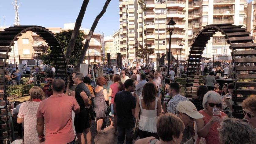 Se consolida la IV Feria de Vinos DOP Jumilla en Hellín