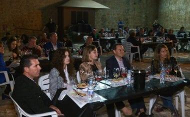 """Éxito de participación en el evento """"Armonía Medieval de Vinos y Quesos"""""""
