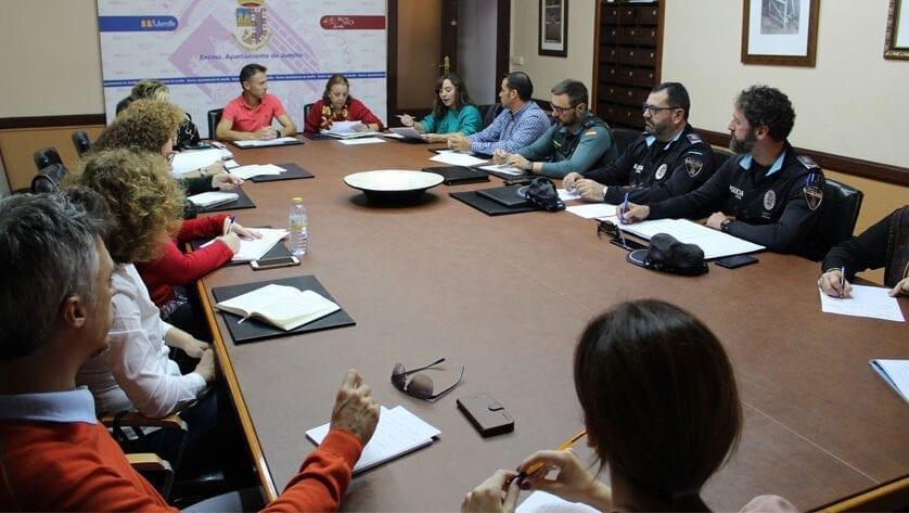 Reunión de la Mesa Local de Coordinación contra la Violencia de Género