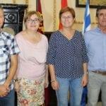 Ayuntamiento y Aspajunide renuevan su convenio de colaboración de 15.000 euros