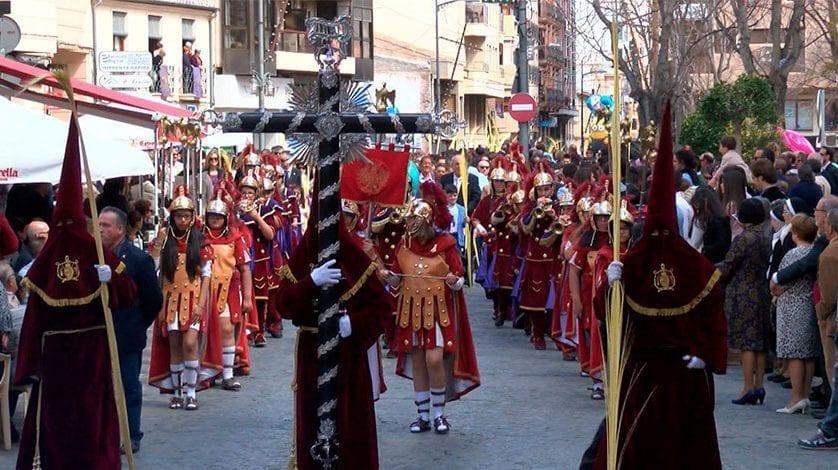 """""""Pasión a dos Bandas"""" para conmemorar que nuestra Semana Santa ya es Fiesta de Interés Turístico Intarnacional"""