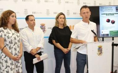 Presentada nueva campaña de prevención en ludopatía dirigida a jóvenes de entre 14 y 16 años