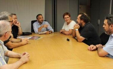Jumilla solicita colaboración a la Comunidad Autónoma para la restauración del órgano de la Parroquia Mayor de Santiago