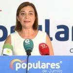 El PP de Jumilla promueve una declaración institucional de apoyo y reconocimiento a las Fuerzas y Cuerpos de Seguridad del Estado en Cataluña