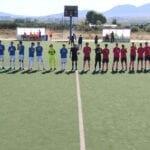 Empate para el juvenil de segunda de la Escuela de Fútbol Base Jumilla