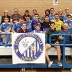 Los juveniles de la Escuela de Fútbol Sala Bodegas Carchelo lideran en solitario su grupo