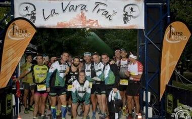 Hinneni Trail Running no faltó a la V Vara Trail