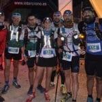 Hinneni Trail Running suma 12 puestos de podio y dos premios por equipos en el VI Mentiras Vertical