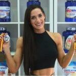 La jumillana Zaida Muñoz Sánchez se proclama Campeona Regional en Bikini Fitness