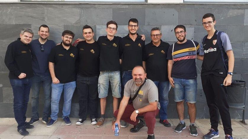 Los resultados no acompañaron al Club de Ajedrez Coimbra en la tercera ronda del Regional por Equipos
