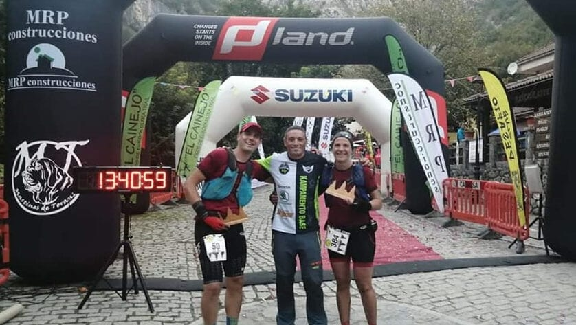 Hinneni Trail Running estuvo en el Desafío Ultra El Cainejo