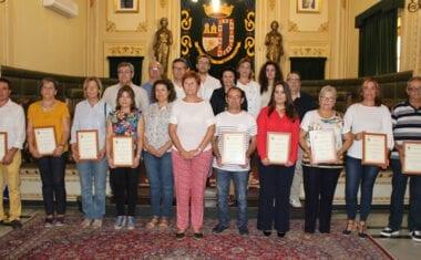 Seis mujeres y tres hombres representarán a la alcaldesa en las pedanías
