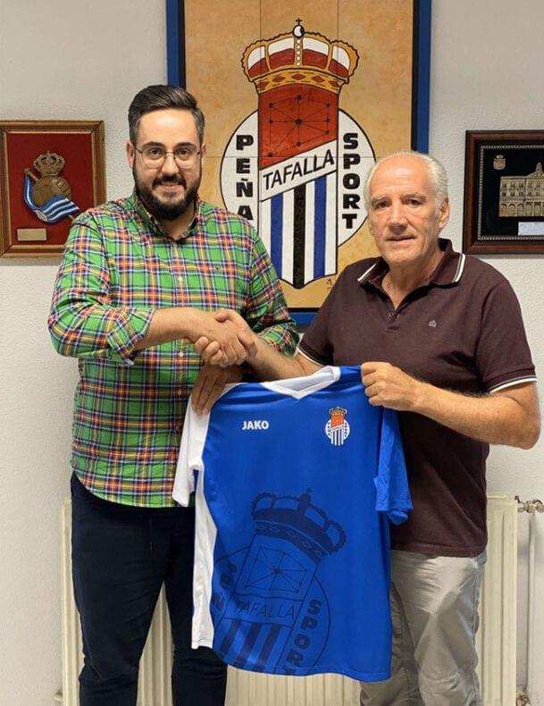 Sergio Campos ficha por el Peña Sport Fútbol Club de Tercera División