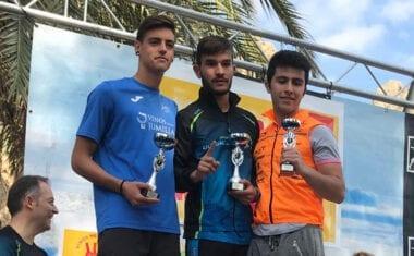 Subcampeonato Regional de Milla en Ruta para Sergio Domínguez del Athletic Club Vinos DOP Jumilla