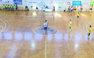 Victoria con goleada para el Vinos DOP Jumilla FS en el primer partido de liga en casa