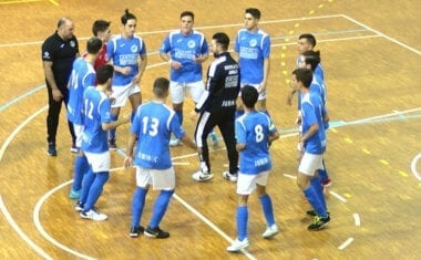 Los juveniles de la Escuela Bodegas Carchelo no pudieron lograr la quinta victoria consecutiva