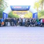 60 vehículos participaron en la ruta 'Por Tierra de Vinos' del Club 4×4 Montesinos