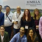 Tras un mes de gira asiática de la DOP, China bebe Jumilla
