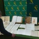 El Archivo Municipal de Jumilla recupera ocho documentos históricos de la Guerra Civil