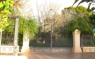 Las rachas de viento en Jumilla obligan a cerrar todos los jardines