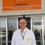 Francisco Ponce es el nuevo director médico del Área V de Salud Yecla-Jumilla