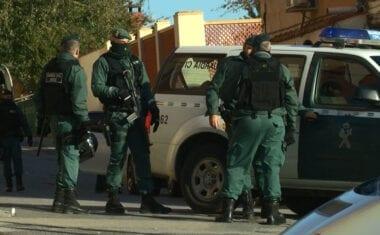 Operación antidroga en los Pisos Rojos y en el Barrio de San Juan de Jumilla