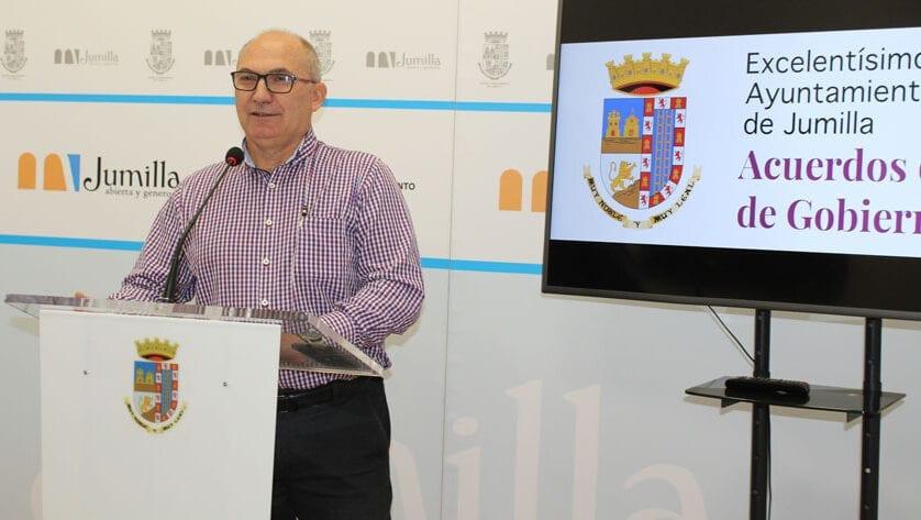 Abiertos los procesos de licitación de las obras de la avenida de la Asunción, Paseo Lorenzo Guardiola y calle Álvarez Quintero