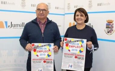El Ayuntamiento organiza un Foro de Empleo que se celebrará el próximo viernes 15