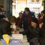 La Asociación de Diabéticos del Altiplano hace controles de glucemia en el Mercado