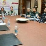 Se celebra en Jumilla la Junta Local de Seguridad con la presencia del delegado del gobierno en Murcia